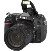 Nikon D610 + AF-S 24-85 mm G ED VR - Vue principale
