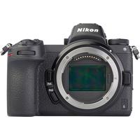 Nikon Z6 + Nikkor Z 24-70 mm S - Vue de face sans objectif