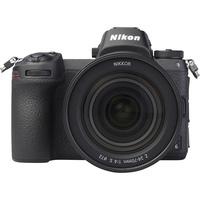 Nikon Z6 + Nikkor Z 24-70 mm S - Vue de face