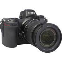 Nikon Z7 + Nikkor Z 24-70 mm S - Vue de 3/4 vers la droite