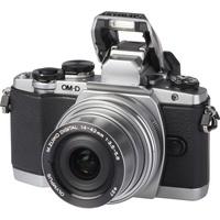 Olympus OM-D E-M10 + M. Zuiko Digital 14-42 mm EZ - Vue principale