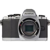 Olympus OM-D E-M10 + M. Zuiko Digital 14-42 mm EZ - Vue de 3/4 vers la droite