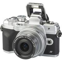 Olympus OM-D E-M10 Mark IV + M. Zuiko Digital 14-42 mm EZ ED MSC