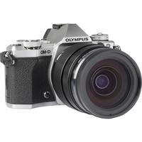 Olympus OM-D E-M5 Mark II + M. Zuiko Digital ED 12-40 mm PRO - Vue de l'objectif