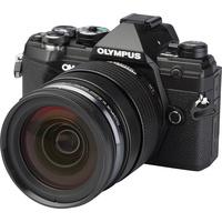 Olympus OM-D E-M5 Mark III + M.Zuiko Digital ED 12-40 mm Pro - Vue principale