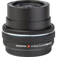 Olympus Pen E-PL10 + M.Zuiko Digital ED 14‑42 mm EZ - Vue de l'objectif