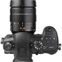 Panasonic Lumix DC-GH5 + Leica DG Vario-Elmarit 12-60 mm Power OIS - Vue du dessus