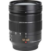 Panasonic Lumix DC-GH5 + Leica DG Vario-Elmarit 12-60 mm Power OIS - Vue de l'objectif