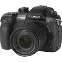 Panasonic Lumix DC-GH5 + Lumix G Vario 12-60 mm Power OIS - Vue principale