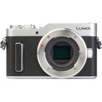 Panasonic Lumix DC-GX880 + Lumix G Vario 12-32 mm Mega OIS - Vue de face sans objectif
