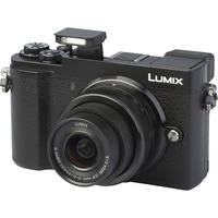 Panasonic Lumix DC-GX9 + Lumix G Vario 12-32 mm Mega OIS