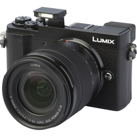Panasonic Lumix DC-GX9 + Lumix G Vario 12-60 mm Power OIS 								- Vue principale