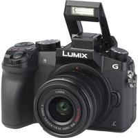 Panasonic Lumix DMC-G7 + Lumix G Vario 14-42 mm II OIS - Vue principale