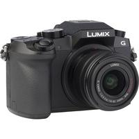 Panasonic Lumix DMC-G7 + Lumix G Vario 14-42 mm II OIS - Vue de dos