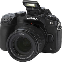 Panasonic Lumix DMC-G80 + Lumix G Vario 12-60 mm Power OIS - Vue principale