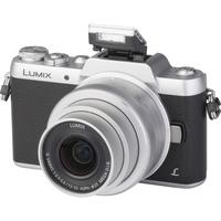 Panasonic Lumix DMC-GF7 + Lumix G Vario 12-32 mm OIS - Vue principale