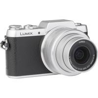 Panasonic Lumix DMC-GF7 + Lumix G Vario 12-32 mm OIS - Vue du dessus