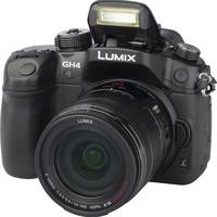 Panasonic Lumix DMC-GH4 + Lumix G Vario 14-140 mm - Vue principale