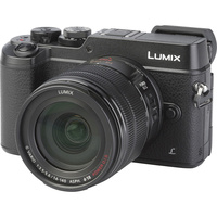 Panasonic Lumix DMC-GX8 + Lumix G Vario 14-140 mm OIS - Vue principale