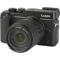 Panasonic Lumix DMC-GX8 + Tamron 14-150 mm Di III - Vue principale