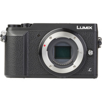 Panasonic Lumix DMC-GX80 + Lumix G Vario 12-32 mm Mega OIS - Vue de dos