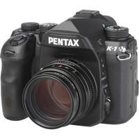 Pentax K-1 + SMC FA 77 mm Limited - Vue principale