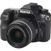Pentax K-3 II + SMC-DA L 18-55 mm AL WR - Vue principale