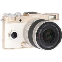 Pentax Q-S1 + O2 Standard Zoom 5-15 mm - Vue de dos