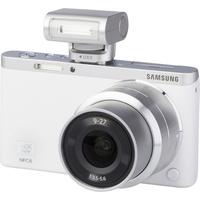 Samsung NX Mini + NX-M 9-27 mm ED OIS - Vue principale