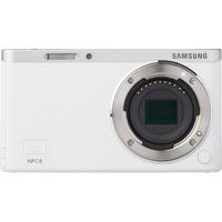 Samsung NX Mini + NX-M 9-27 mm ED OIS - Vue de 3/4 vers la droite