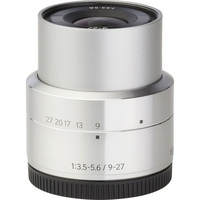 Samsung NX Mini + NX-M 9-27 mm ED OIS - Vue de dos