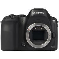 Samsung NX30 + 18-55 mm III OIS - Vue du dessus