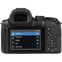 Samsung NX30 + 18-55 mm III OIS - Vue de dos