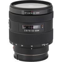 Sony ILCA-77M2 + 16-50 mm SSM SAL1650 - Vue de dos