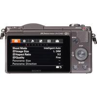 Sony ILCE-5100 + 16-50 mm SELP1650 - Vue de dos