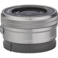 Sony ILCE-5100 + 16-50 mm SELP1650 - Vue de l'objectif