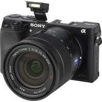 Sony ILCE-6000 + 16-70 mm SELP1670Z - Vue principale