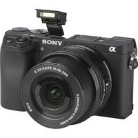 Sony ILCE-6300 + E 16-50 mm PZ OSS SELP1650 - Vue principale