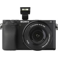 Sony ILCE-6300 + E 16-50 mm PZ OSS SELP1650 - Vue de dos
