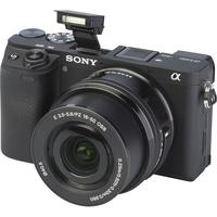 Sony ILCE-6400 + E 16-50 mm PZ OSS SELP1650  - Vue principale