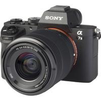 Sony ILCE-7M2 + 28-70 mm OSS SEL2870 - Vue principale