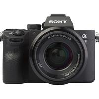 Sony ILCE-7M3 + 28-70 mm OSS SEL2870 - Vue de face