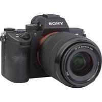 Sony ILCE-7M3 + 28-70 mm OSS SEL2870 - Vue de 3/4 vers la droite