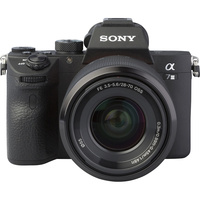 Sony ILCE-7M3 + 28-70 mm OSS SEL2870 - Autre vue de face