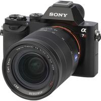 Sony ILCE-7R + 24-70 mm SEL2470Z - Vue principale