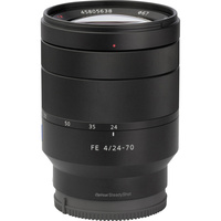 Sony ILCE-7R + 24-70 mm SEL2470Z - Vue de face sans objectif