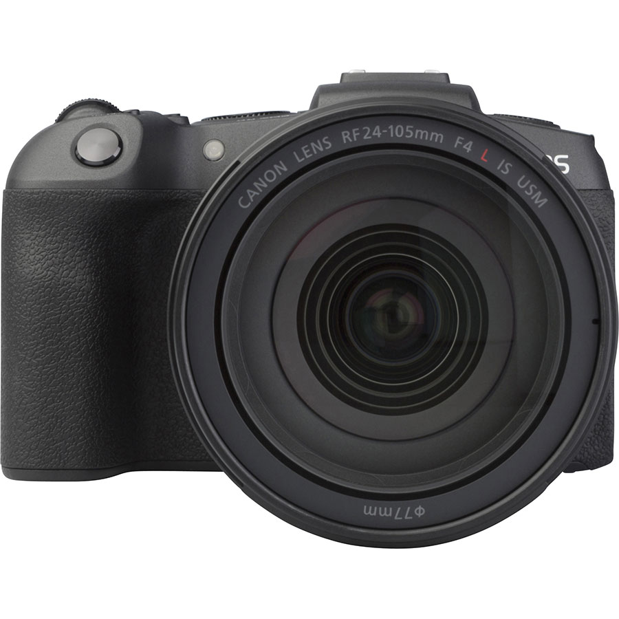 Canon EOS RP + RF 24-105 mm L IS USM - Vue de face