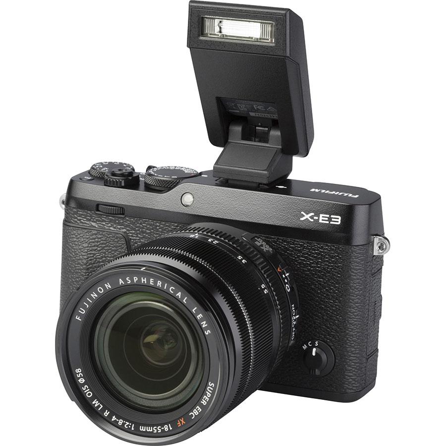Fujifilm X-E3 + Fujinon Super EBC XF 18-55 mm R LM OIS - Vue principale