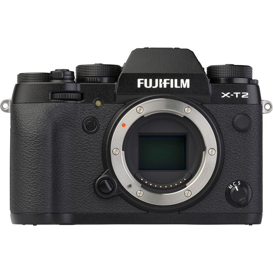 Fujifilm X-T2 + Fujinon Super EBC XF 18-55 mm R LM OIS - Vue de 3/4 vers la droite
