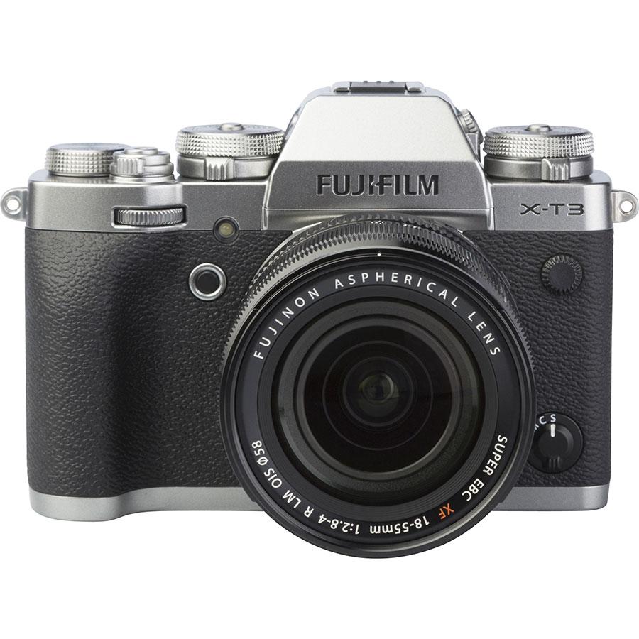Fujifilm X-T3 + Fujinon Super EBC XF 18-55 mm R LM OIS - Autre vue de face